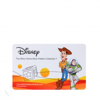 BROTHER Mustersammlung Toy Story - 33 Designs