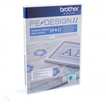 BROTHER Upgrade PE Design 10 auf 11