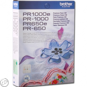 BROTHER PR Premium Upgrade Kit Cutwork