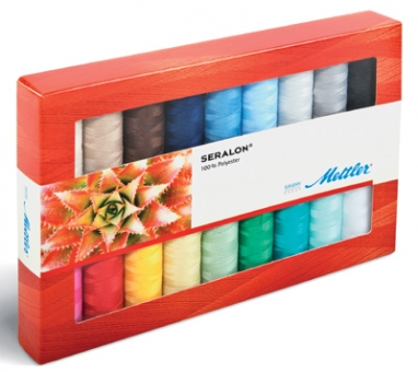 METTLER Farbkit Seralon 18 Farben