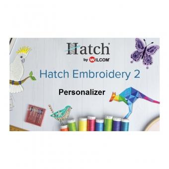 HATCH Personalizer