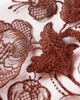 HUSQVARNA Multiformat CD 246 Shadow Lace Embroideries