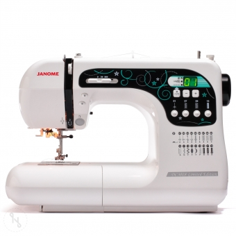 JANOME DC 3018 Limited Edition