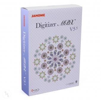 JANOME Digitizer V5.5 MBX