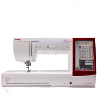 JANOME Horizon Memory Craft 14000 Ausstellungsmaschine