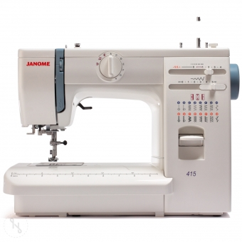 JANOME Modell 415