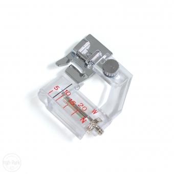 JANOME Schrägbandeinfasser verstellbar 7 mm
