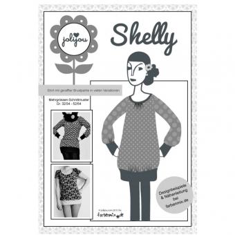 JOLIJOU Papierschnittmuster Shirt Shelly