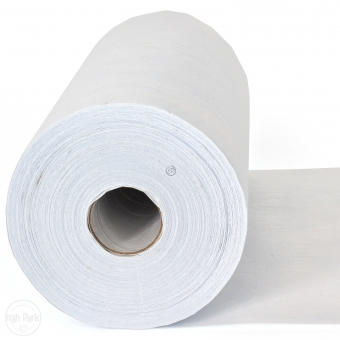 MADEIRA Cotton Soft Rolle weiß 30cm x 50m