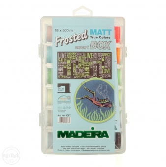 MADEIRA Smart Box Frosted Matt No.40