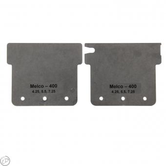 Magnetrahmen Anschlussarme für Melco 400