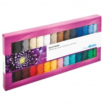 METTLER Farbkit Silk Finish Cotton 28 Farben