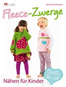 OZ CREATIV Fleece-Zwerge Nähen für Kinder