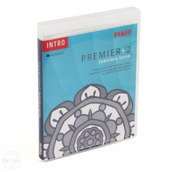 PFAFF Premier+ 2 Intro