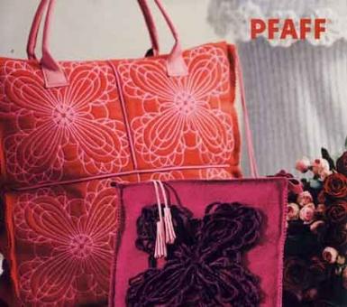 PFAFF Multiformat CD 463 Yarn Art