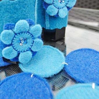 PFAFF Multiformat CD 479 Embroidery Felting