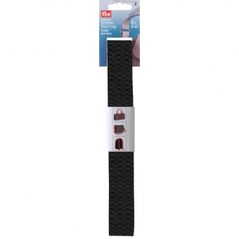 PRYM Gurtband schwarz