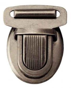 PRYM Steckschloss 26mm altsilber