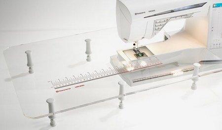 HUSQVARNA Quiltanschiebetisch aus Plexiglas