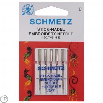 SCHMETZ Maschinen-Sticknadeln