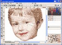 EMBIRD Sfumato Stitch  vektorbasierte Stickmuster Fotos umwandeln
