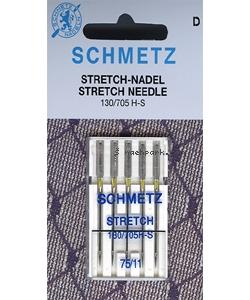 SCHMETZ Nähmaschinen Nadeln Stretch 5er Packung