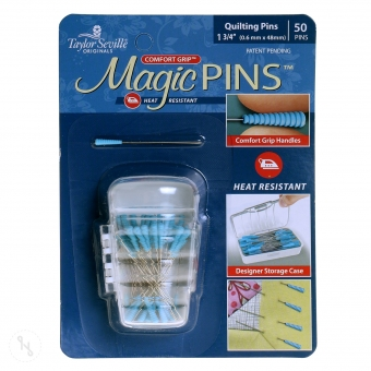 TAYLOR SEVILLE Magic Pins - Stecknadeln mit Grip