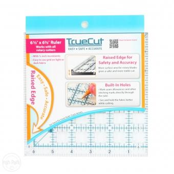 TRUECUT Patchworklineal 6,5 x 6,5 inch
