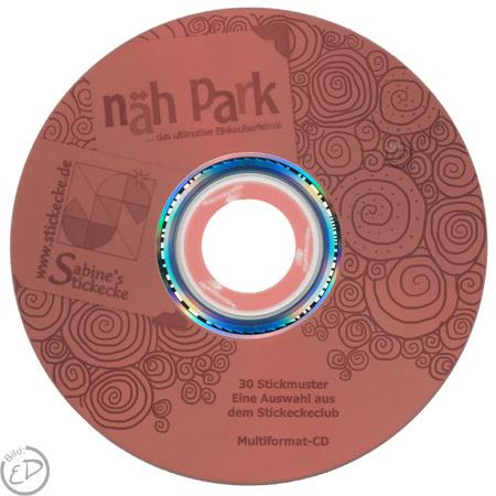Nähpark Stickmuster CD Collection 1 von Stickecke