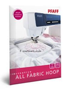 Creative ALL FABRIC HOOP 150 x 150