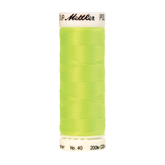 Mettler Polysheen Neon No. 40 200 m
