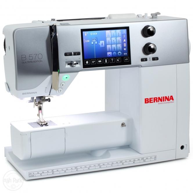 Bernina B 570 QE Auslaufmodell