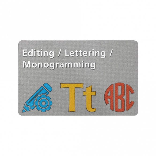 Bernina Toolbox Bundle (Editing, Lettering, Monogramming)