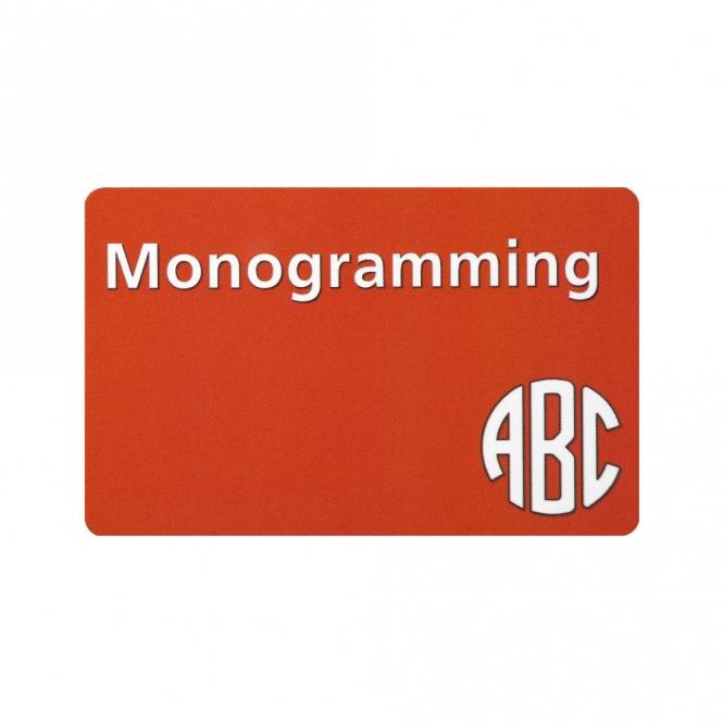 Bernina Toolbox Monogramming
