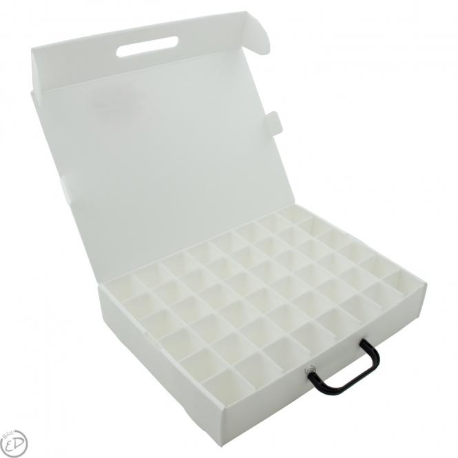 Brildor Koffer leer für 48 Farben