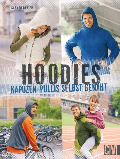 Hoodies - Kapuzen-Pullis selbst genäht