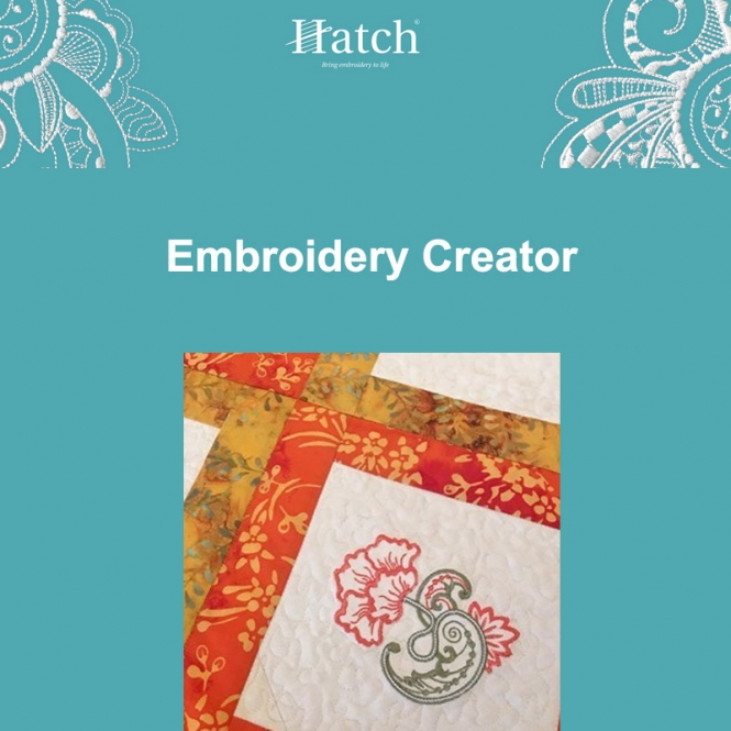 Hatch Embroidery Creator