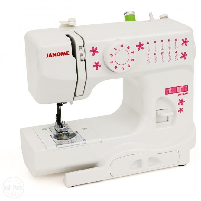 Janome Sew Mini deLuxe DX