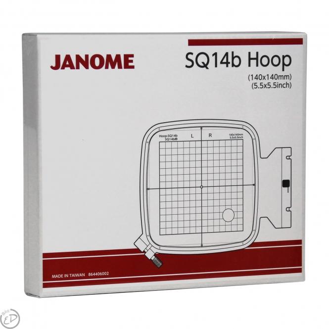 Janome Stickrahmen SQ14b