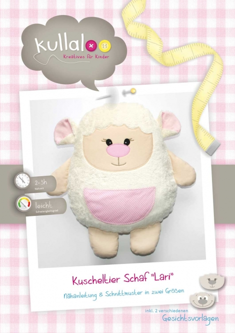 "Kullaloo Kuscheltier Schaf ""Lari"""