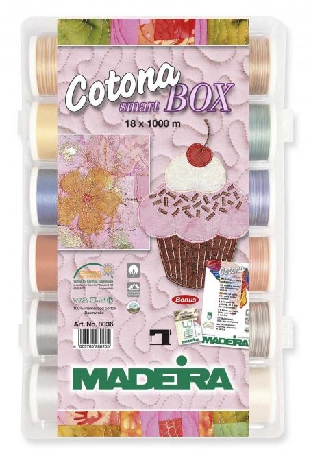 Madeira Smart Box Cotona No.50