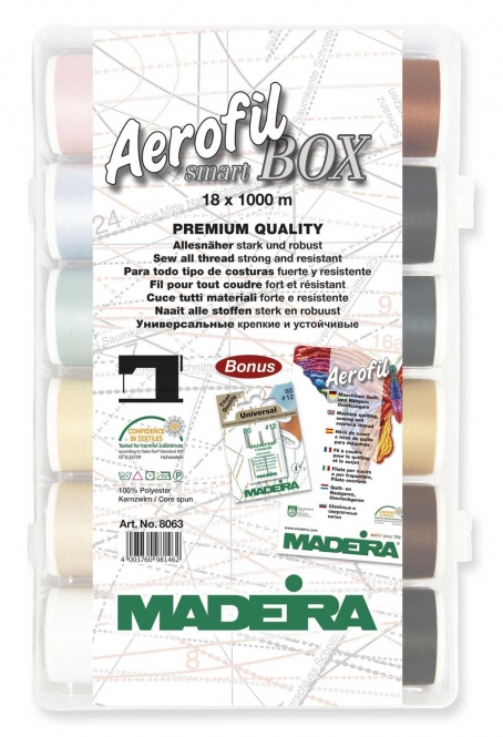 Madeira Smart Box Aerofil No. 120