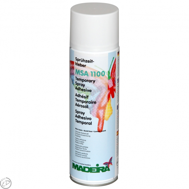 Madeira Sprühzeitkleber MSA 1100 500ml