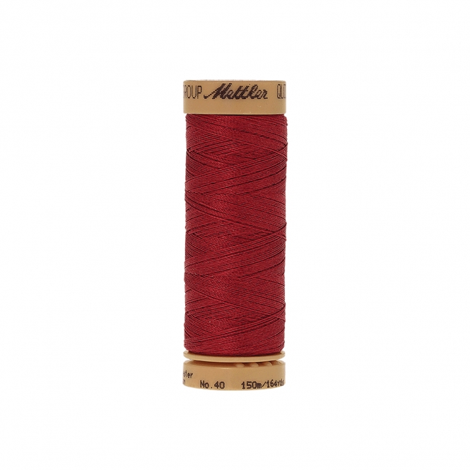 Mettler Quilting Waxed No.40 150m