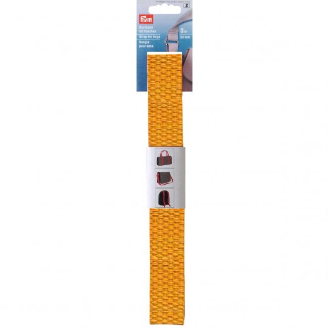 Prym Gurtband gelb