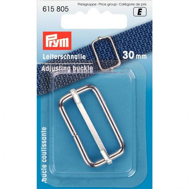 Prym Leiterschnalle 30mm silber