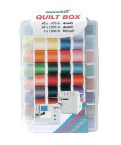 Madeira Quilt - Softbox Aerofil 120