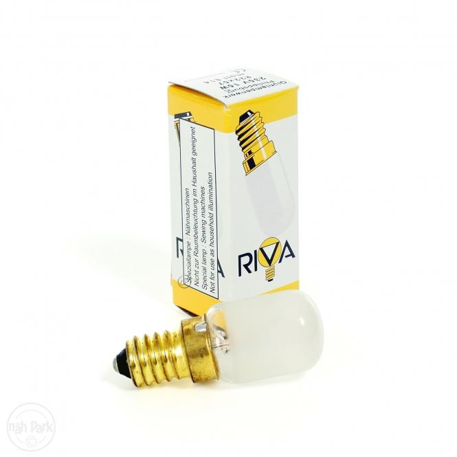 Riva Schraubbirne 235V 15W lang
