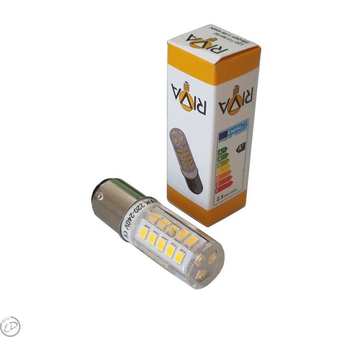 Riva LED Birne mit Steckfassung