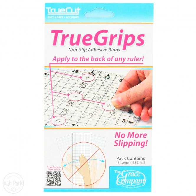 TrueCut Anti-Rutsch-Klebepunkte transparent